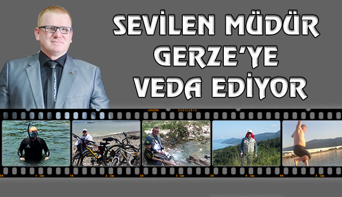 Gerze'ye Veda