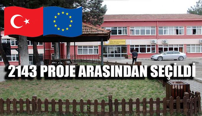 Kuzeyin Gençleri Avrupa'da Projesi Kabul Edildi