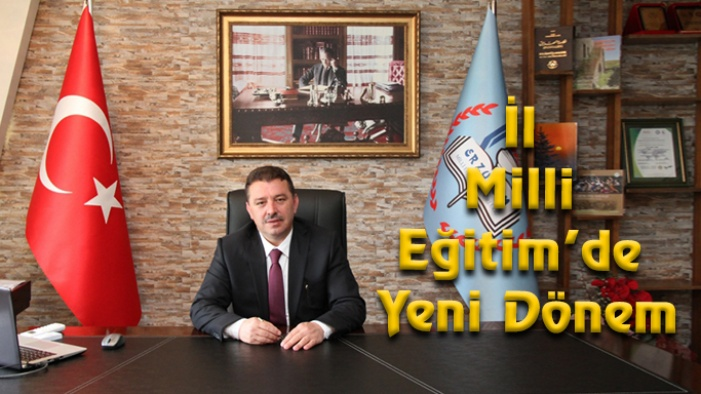 Sinop Milli Eğitim'de Görev Değişimi