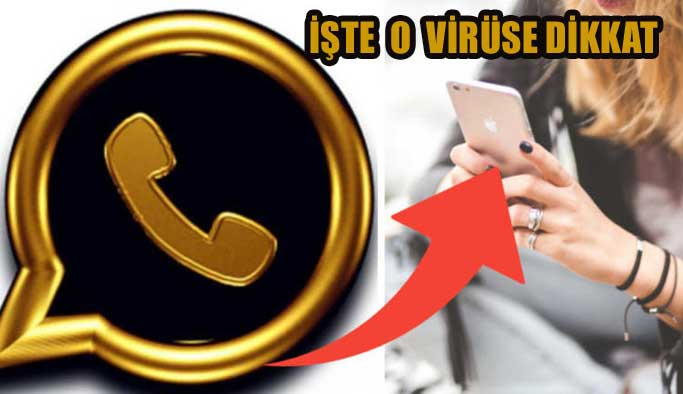 WhatsApp'ta yayılan Martinelli virüsü'ne dikkat !!!