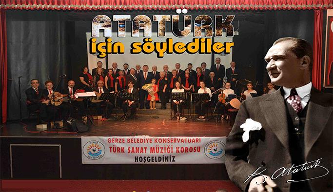 Atatürk'ün Ölümünün 80. Yılı Anısına TSM Konseri