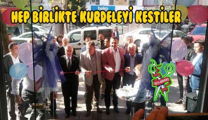 Milletvekili ve Belediye Başkanlarımız Açılışını Yaptı