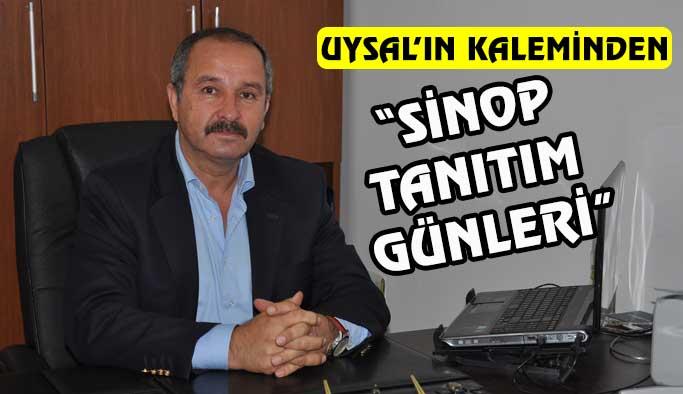 """Sinop Panayırına """"Terekli Muhtar Şapkaları"""" Damgasını Vurdu"""