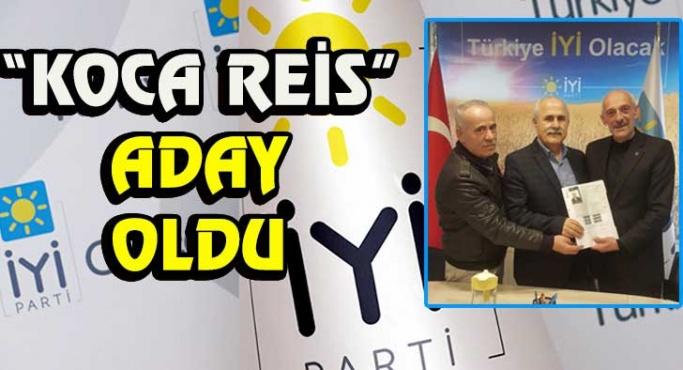 """İYİ Parti'nin Adayı """"Koca Reis"""""""