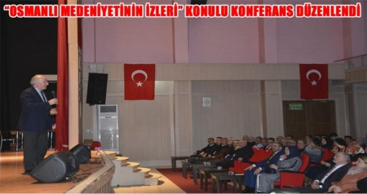 """Şimşirgil Hoca'dan """"Osmanlı Medeniyetinin İzleri"""""""