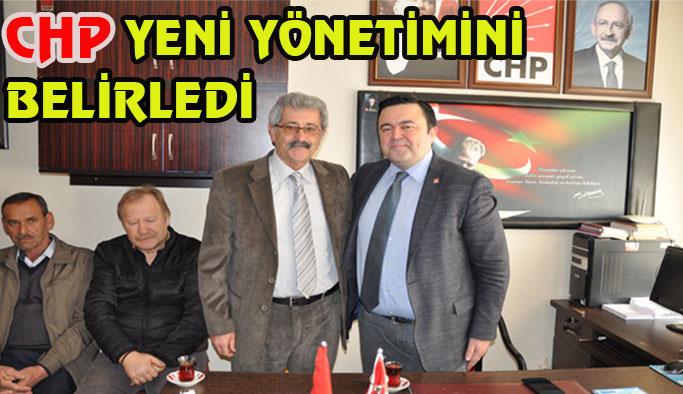 Gerze CHP İlçe Teşkilatı Yeni Yönetimi Belli Oldu