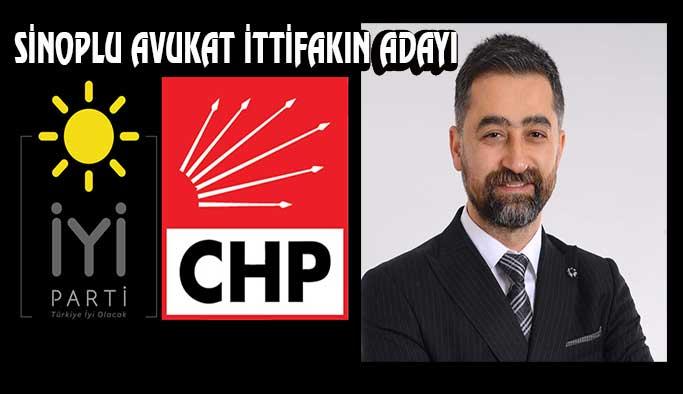 Sinoplu Avukat Başkanlığa Aday