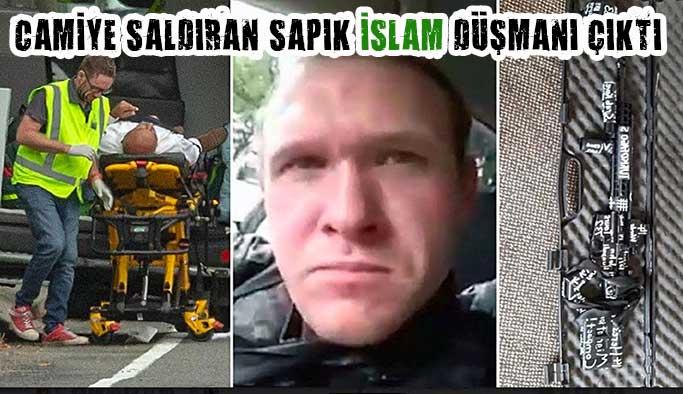 Camiye Saldıran Sapık, İslam Düşmanı Çıktı