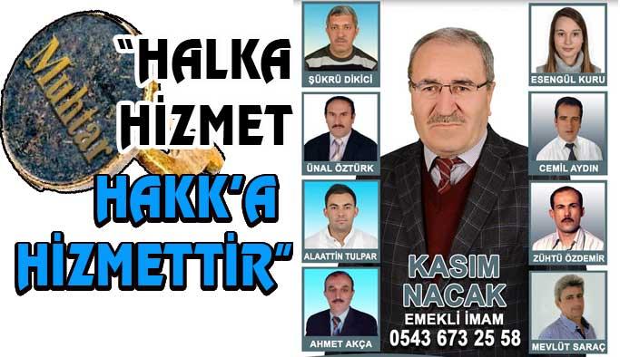 """""""Cumhuriyet Mahallesi Gerze'nin En Seçkin Mahallesi Olacak"""""""