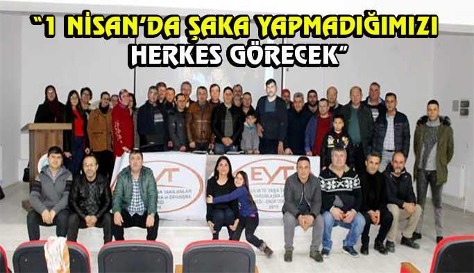 İstanbul'da büyük miting yapacaklar