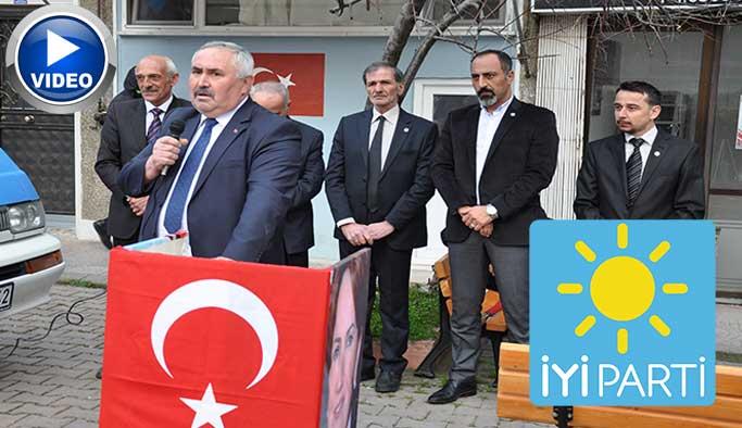 İYİ Parti Seçim Mitingini Yaptı