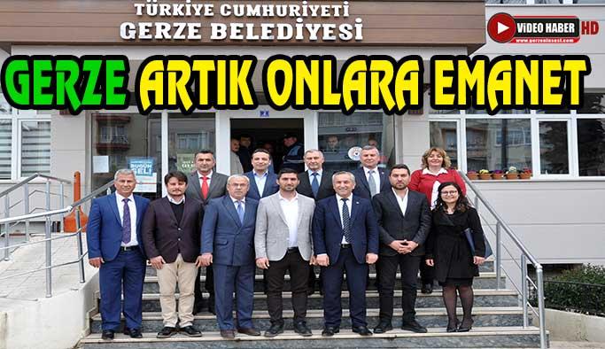 İlk belediye Meclis Toplantısı Yapıldı