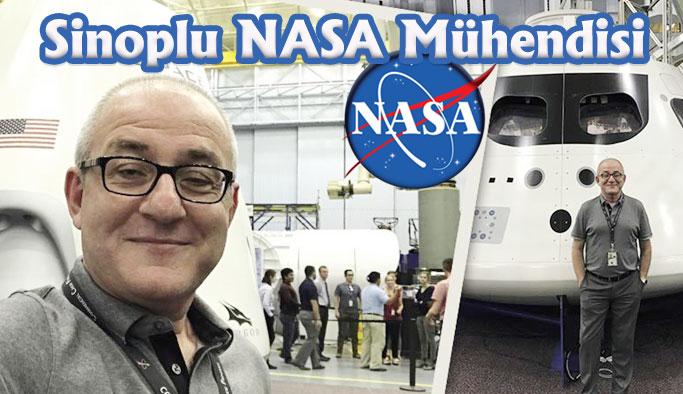 NASA Çalışanı Memleketi Sinop'ta