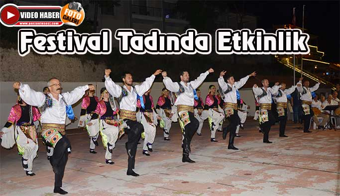 Festivali Aratmadı