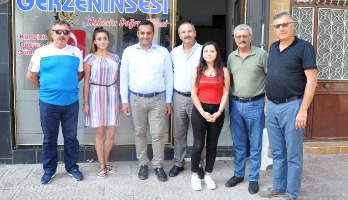 Barış Karadeniz GerzeninSesi'ne Ziyarette Bulundu