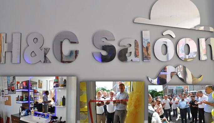 H&C Erkek Kuaförü Açıldı