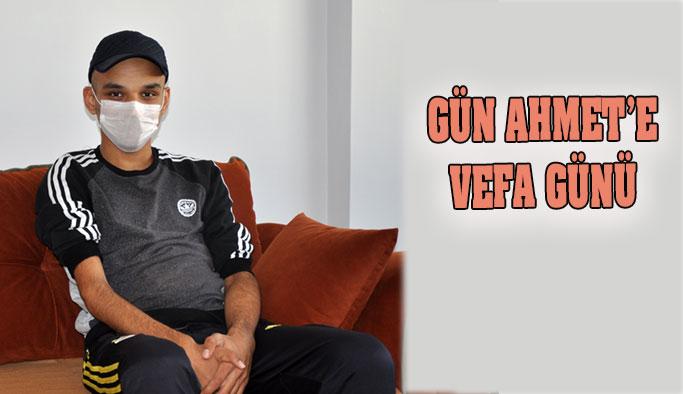Ahmet Oğuzhan'a Can Olmaya