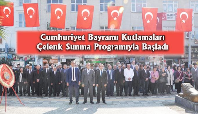Cumhuriyet Bayramı 96. Yıldönümü Kutlamaları