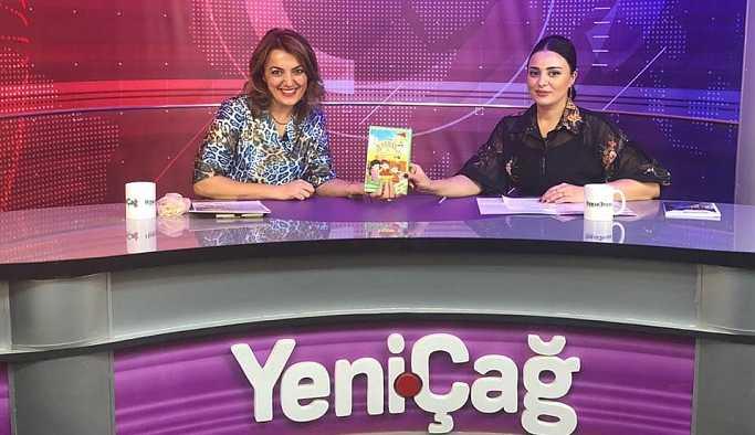Gerzeli Yazara, Azerbaycan Medyasından  Büyük İlgi