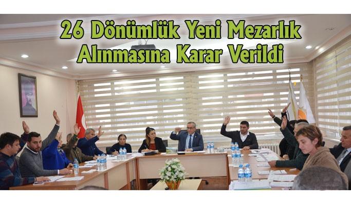 Aralık Ayı Belediye Meclis Toplantısı