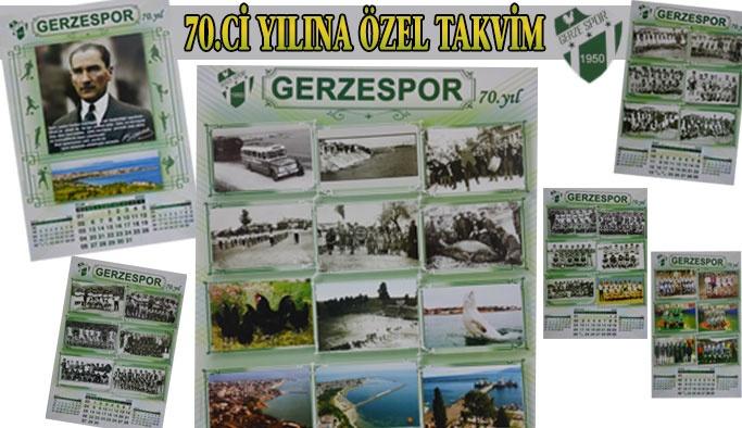 GerzeSpor 70 Yaşında