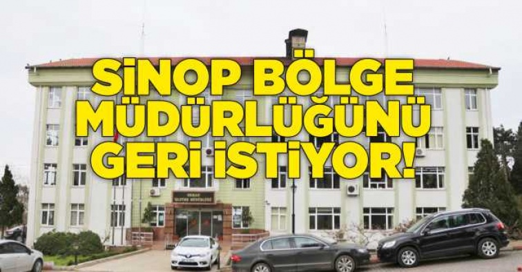 Sinop Orman Bölge Müdürlüğünü Ne Zaman Açılıyor