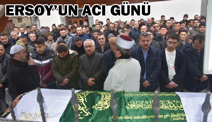 Bakan Yardımcısı Mehmet Ersoy'un Acı Günü
