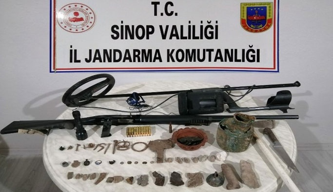 Jandarma Suçlulara Göz Açtırmıyor