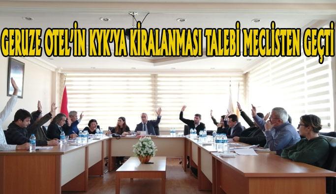 Meclis Toplantısı Yoğun Gündem Maddeleri İle Gerçekleşti