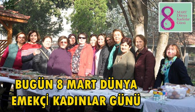 Gerze'de 8 Mart Dünya Kadınlar Günü...