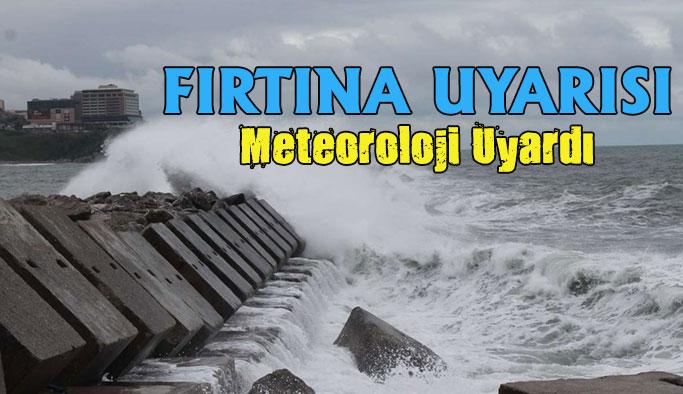 Meteorolojiden Açıklama