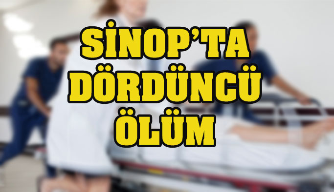 Sinop'ta Dördüncü Korona Virüs Ölümü Gerçekleşti