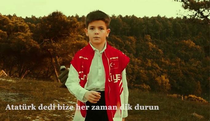 Sinop'lu Gençten Gençlik ve Spor Bayramı'na Özel Şarkı