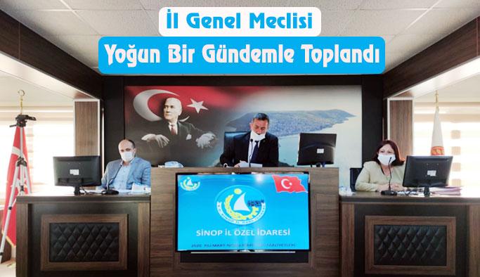 İl Özel İdare Genel Meclisi Toplandı