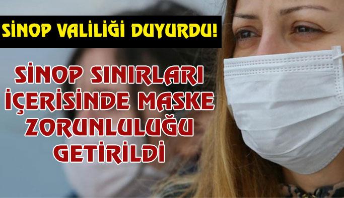 Maskesiz Gezmek Yasak!
