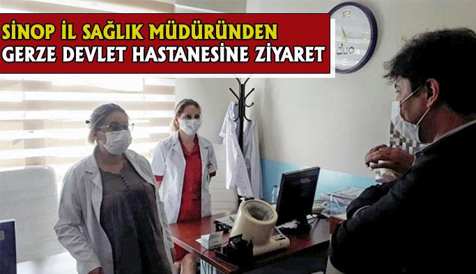 """""""Sinop'un Sağlığı İçin 1 Saniye Boşa Geçirecek Vaktimiz Yok"""""""