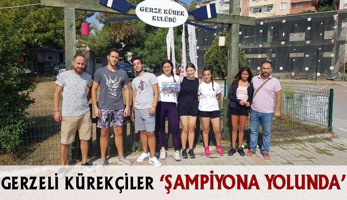 Gerzeli Kürekçiler Türkiye Şampiyonası Yolcusu