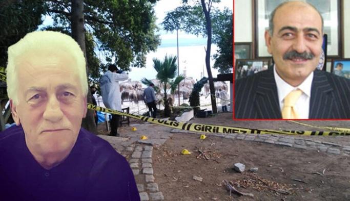 Sinop eski belediye başkanı tartıştığı kişiyi tabanca ile yaraladı