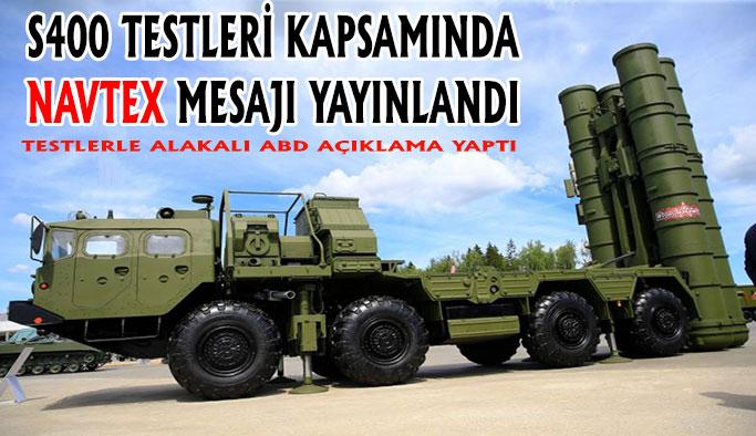 Karadeniz'de NAVTEX Mesajı Yayınlandı