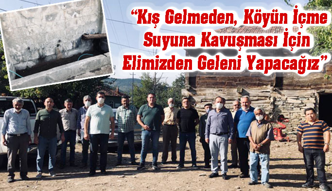 """""""Köy Sakinlerinin Sorunu, Bizim Sorunumuzdur"""""""
