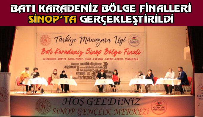 Sinop'ta, Batı Karadeniz Münazara Ligi