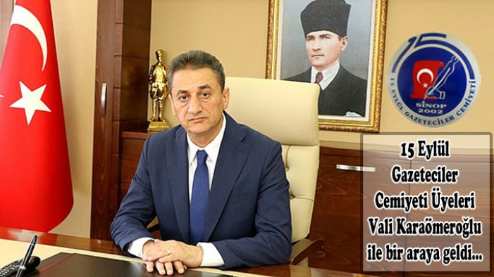 """Vali Karaömeroğlu """"Aşılamayacak Sorun Yoktur"""" dedi"""