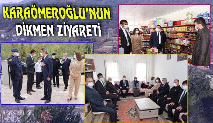 Karaömeroğlu Dikmen'de