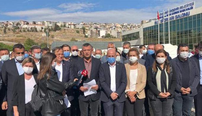 Milletvekili Karadeniz, İzmir'de