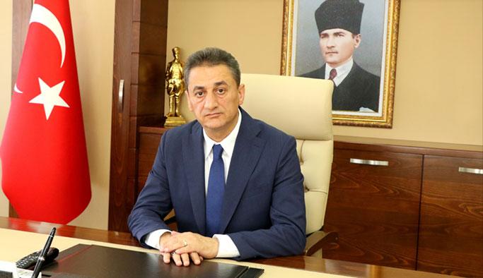 Vali Karaömeroğlu'ndan 10 Kasım Mesajı