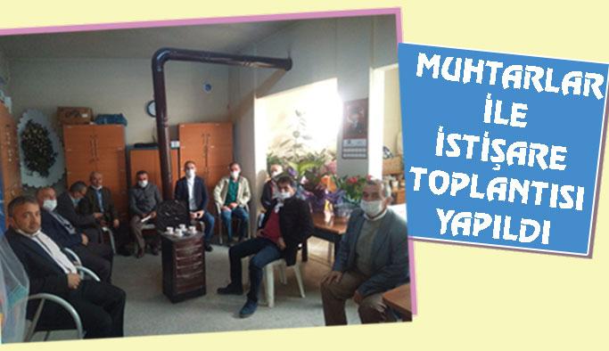 İYİ Parti İlçe Teşkilatından Ziyaret