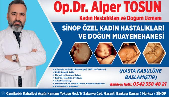 Sinop' un İlk Kadın Doğum Muayenehanesi Açıldı
