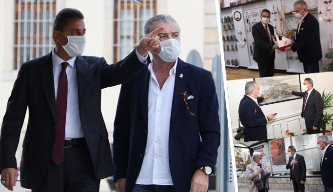 """Vali Karaömeroğlu: """"İlk Göz Ağrım Sinop"""""""