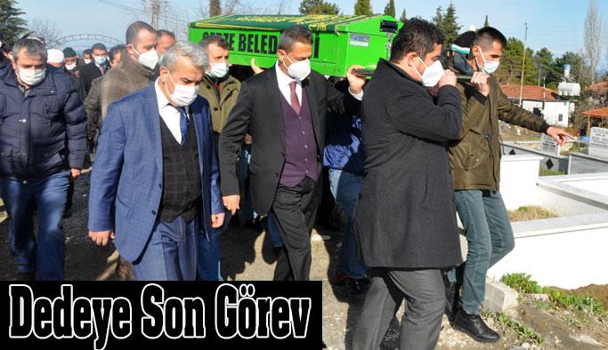 Ak Parti Sinop İl Başkanı Uğur Giresun'un Acı Kaybı