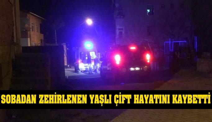 Boyabat' ta Soba zehirlenmesi: 2 ölü